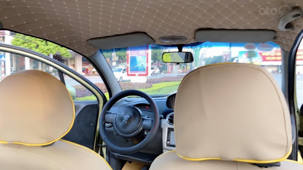 Cần bán gấp Chevrolet Spark đời 2009 (5)