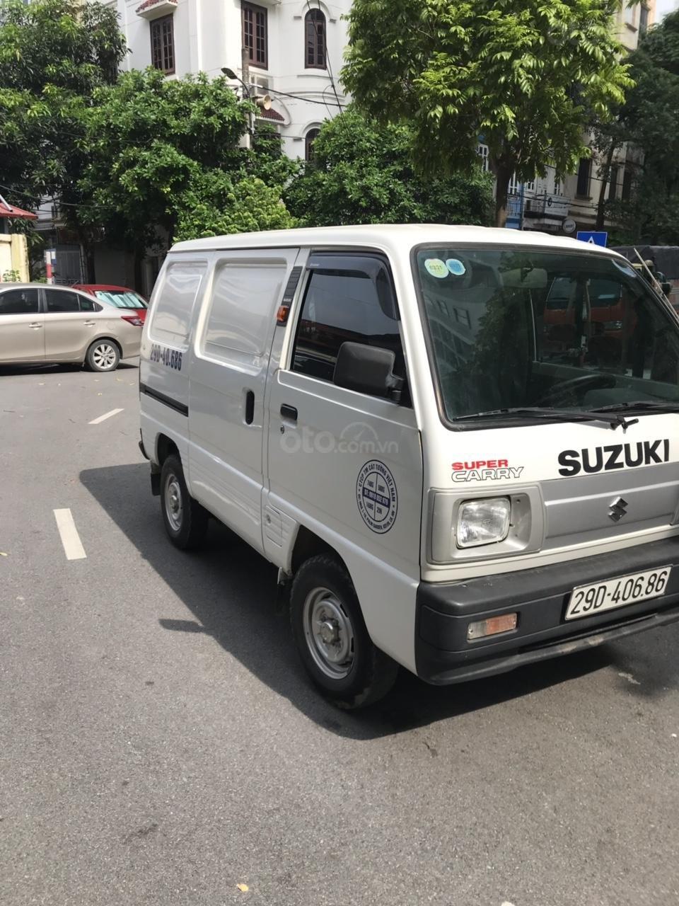Hot Suzuki tải van lướt 2018 (2)