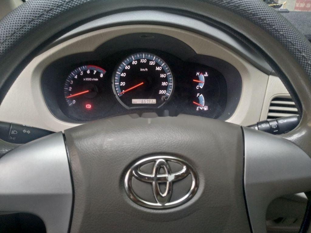 Bán Toyota Innova đời 2015, màu vàng cát, 439tr (4)