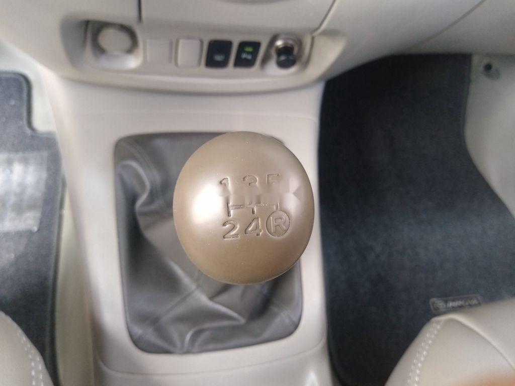 Bán Toyota Innova đời 2015, màu vàng cát, 439tr (7)