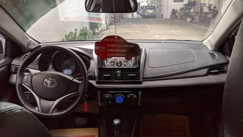 Bán ô tô Toyota Vios năm 2016, màu nâu còn mới (6)