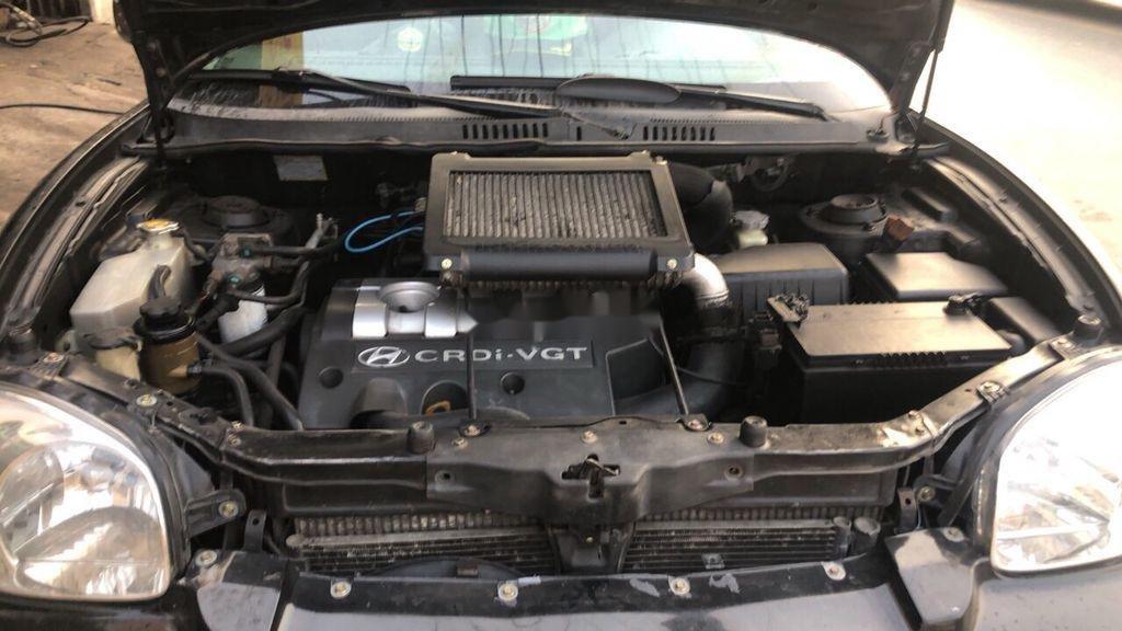 Bán xe Hyundai Santa Fe sản xuất năm 2003, nhập khẩu còn mới, giá 270tr (2)