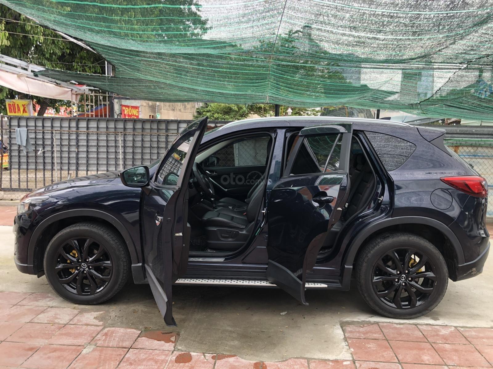 Bán gấp Mazda CX 5 sản xuất năm 2017, xe đẹp mới long lanh (6)