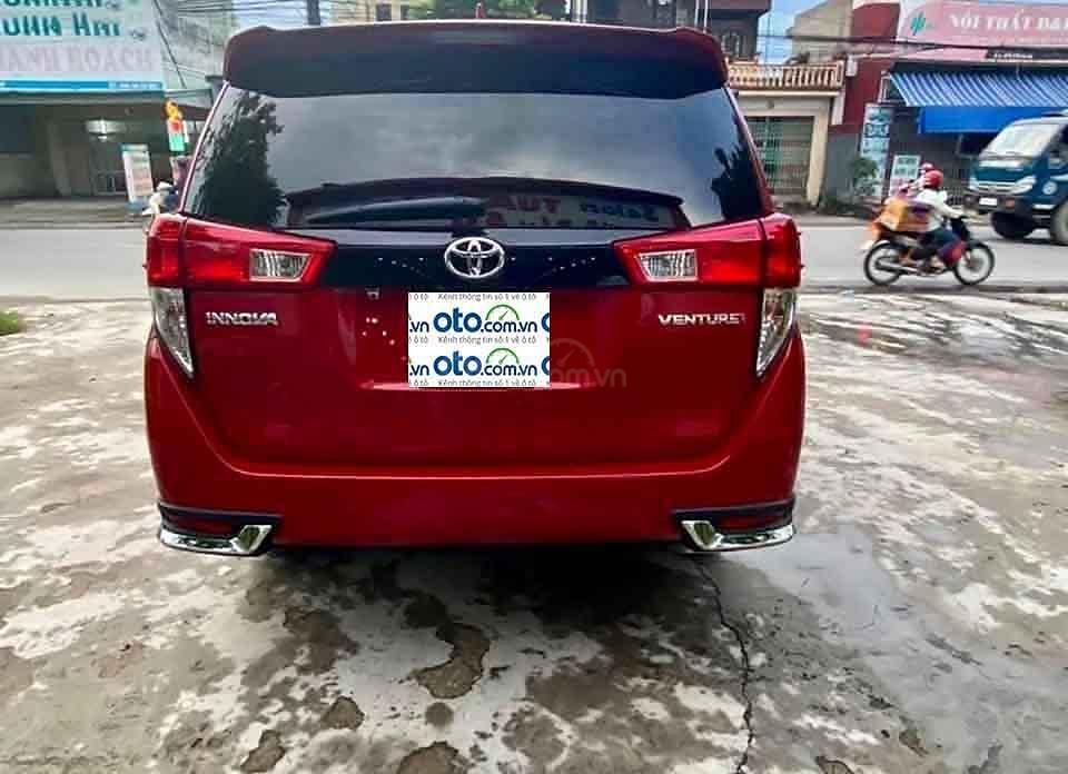 Bán Toyota Innova Venturer 2019, màu đỏ xe gia đình (2)