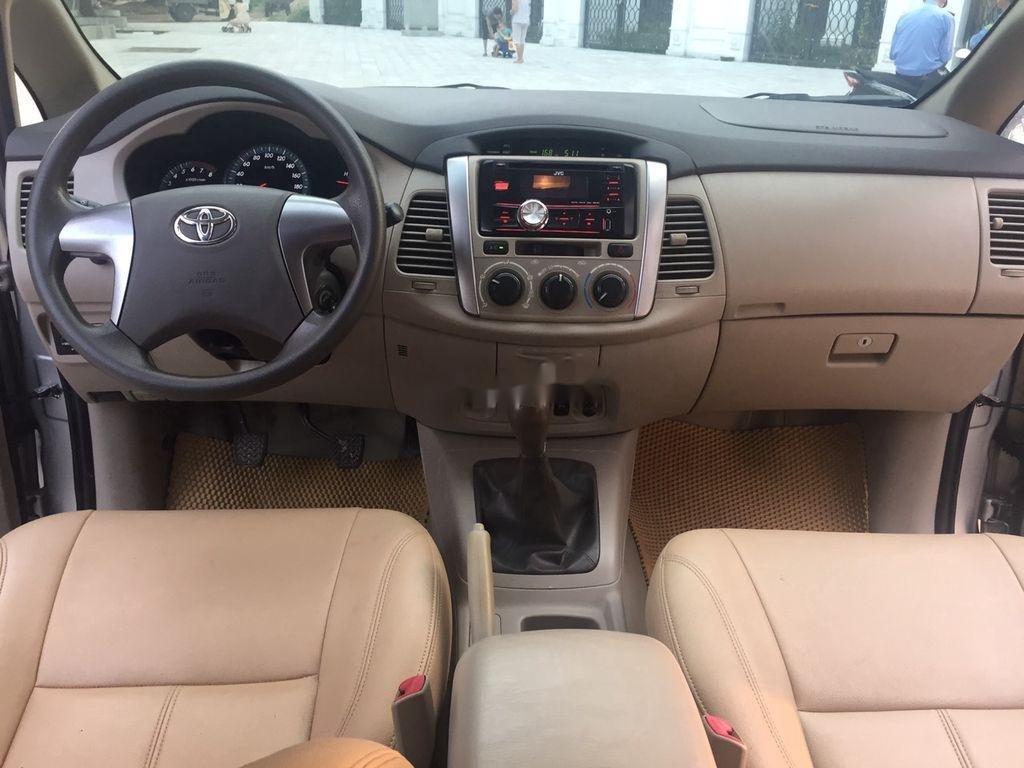 Xe Toyota Innova năm sản xuất 2016 còn mới (9)
