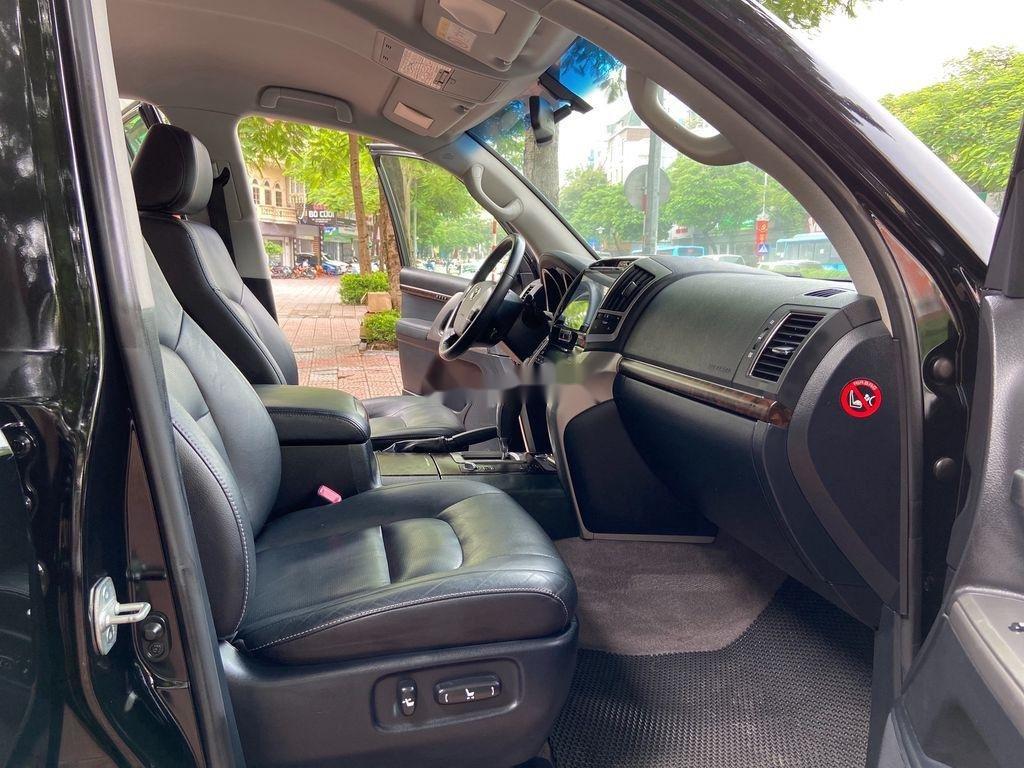 Bán Toyota Land Cruiser đời 2014, màu đen, xe nhập (10)