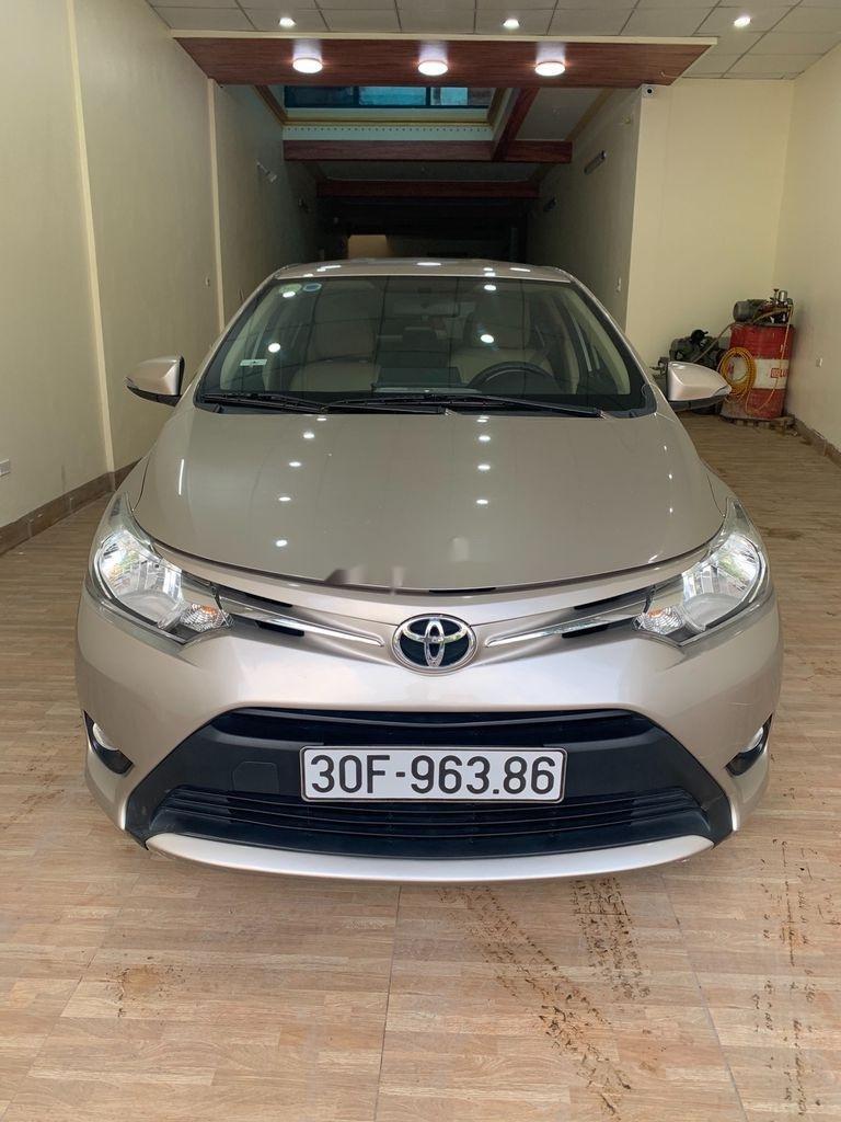 Bán Toyota Vios sản xuất năm 2016, máy mới chạy 5 vạn km (1)