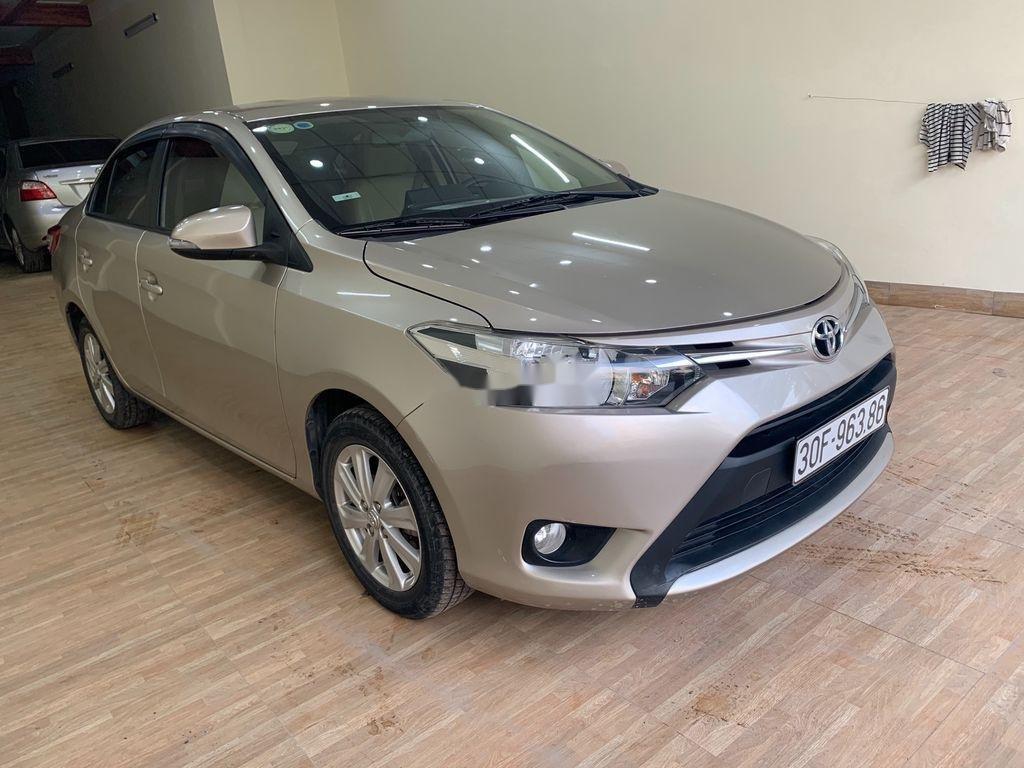 Bán Toyota Vios sản xuất năm 2016, máy mới chạy 5 vạn km (2)