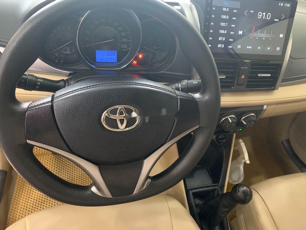 Bán Toyota Vios sản xuất năm 2016, máy mới chạy 5 vạn km (5)