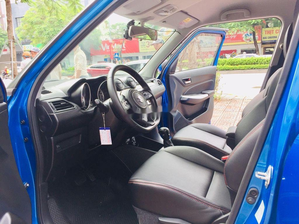 Bán ô tô Suzuki Swift đời 2019, màu xanh lam (8)