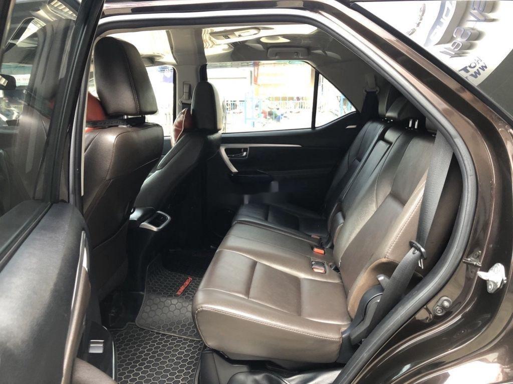 Bán xe Toyota Fortuner đời 2019, màu đen, xe nhập số tự động  (5)