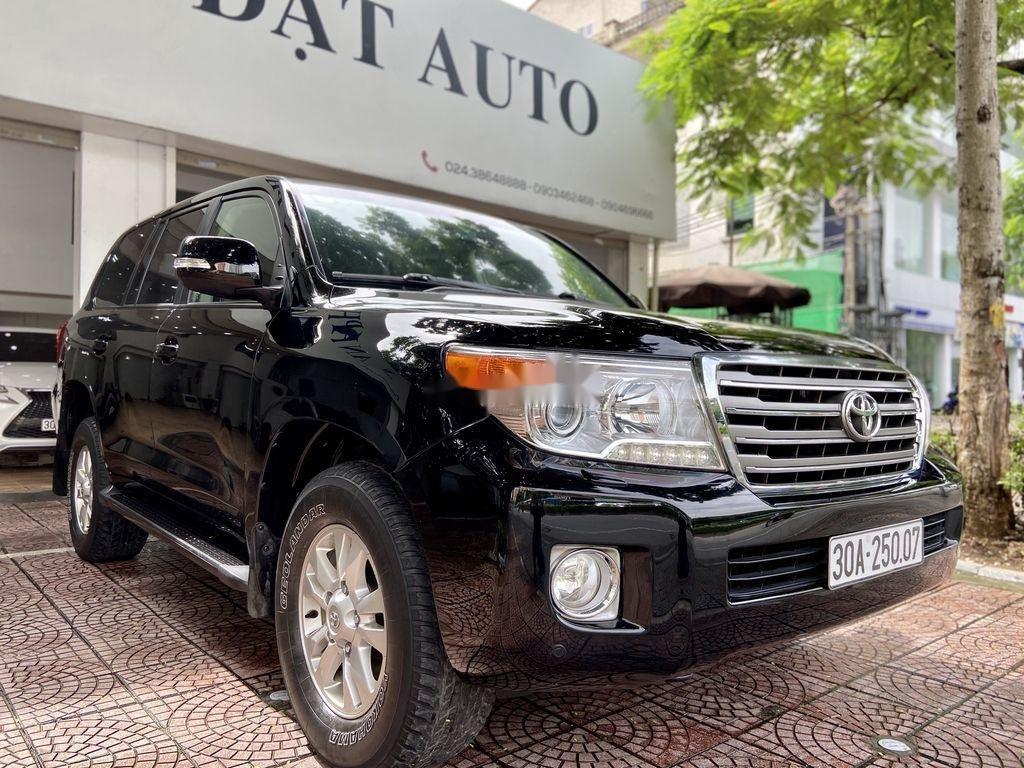 Bán Toyota Land Cruiser đời 2014, màu đen, xe nhập (3)