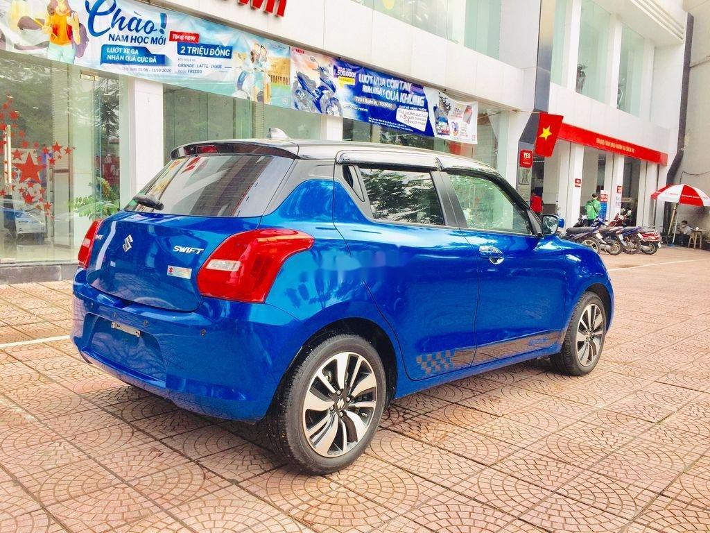 Bán ô tô Suzuki Swift đời 2019, màu xanh lam (5)