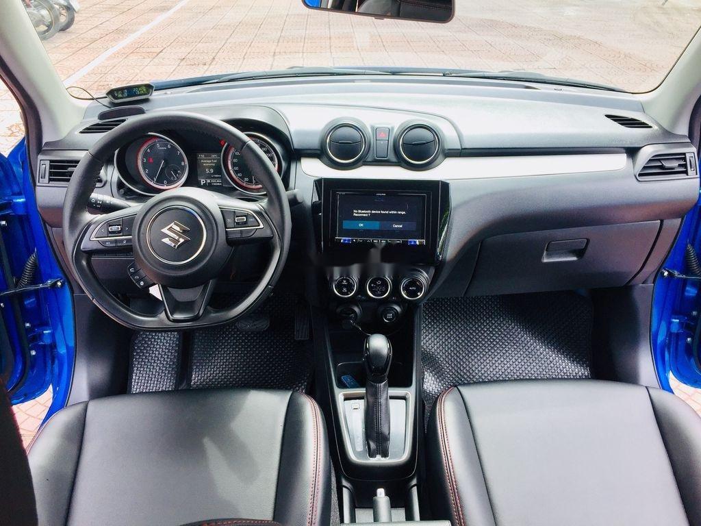 Bán ô tô Suzuki Swift đời 2019, màu xanh lam (9)