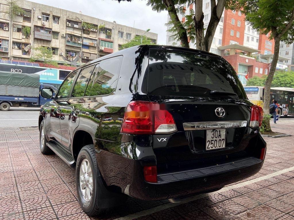 Bán Toyota Land Cruiser đời 2014, màu đen, xe nhập (6)