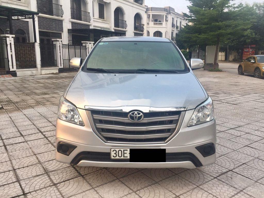Xe Toyota Innova năm sản xuất 2016 còn mới (1)