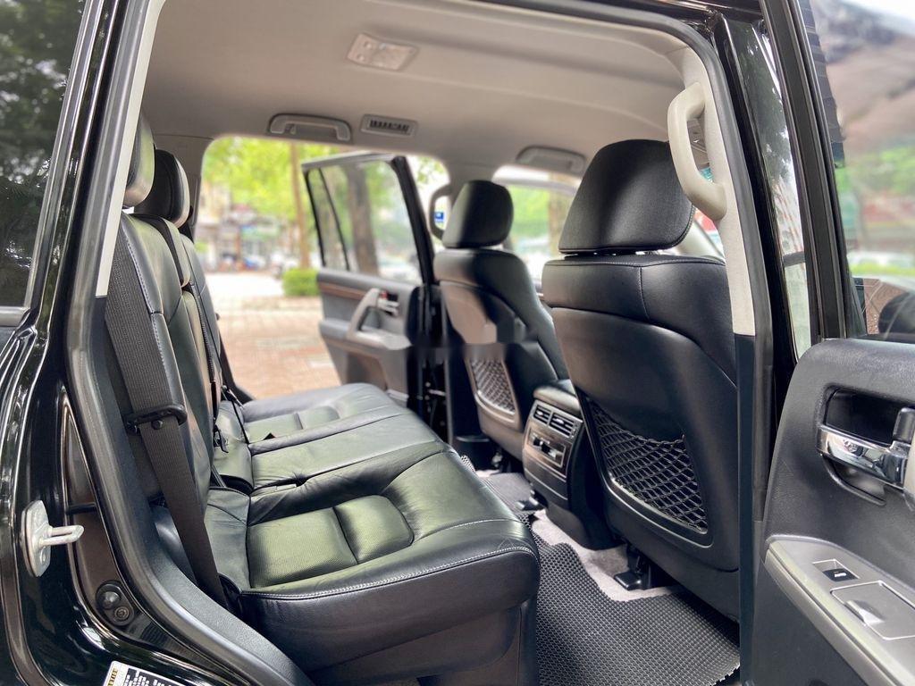 Bán Toyota Land Cruiser đời 2014, màu đen, xe nhập (11)