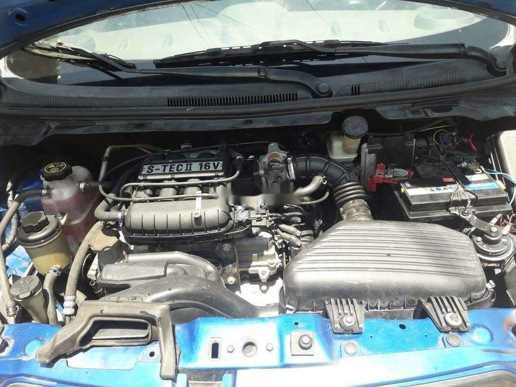 Bán Chevrolet Spark 2016, màu xanh lam còn mới (10)