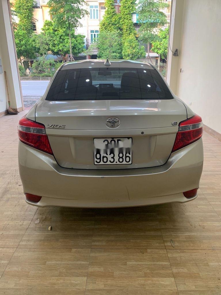 Bán Toyota Vios sản xuất năm 2016, máy mới chạy 5 vạn km (4)