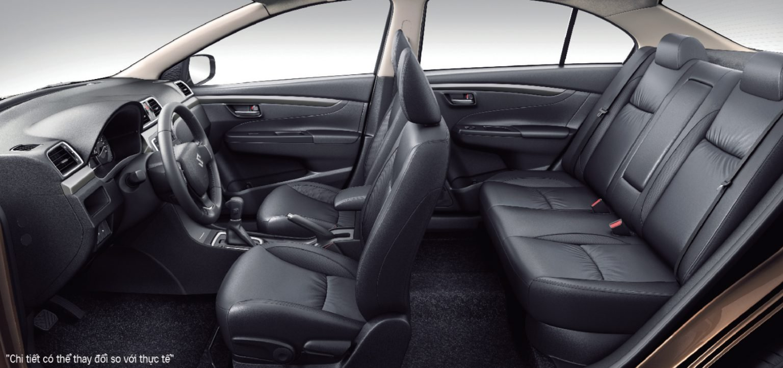 Nội thất xe Suzuki Ciaz 2021 a3