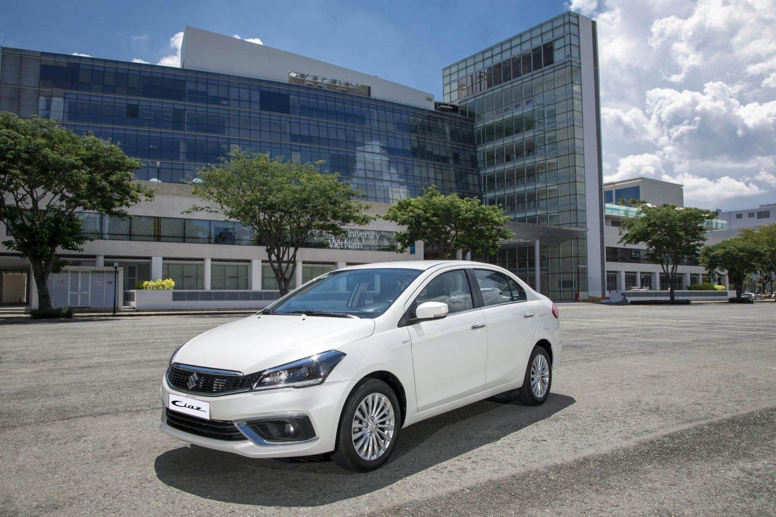 Giá xe Suzuki Ciaz 2021 mới nhất