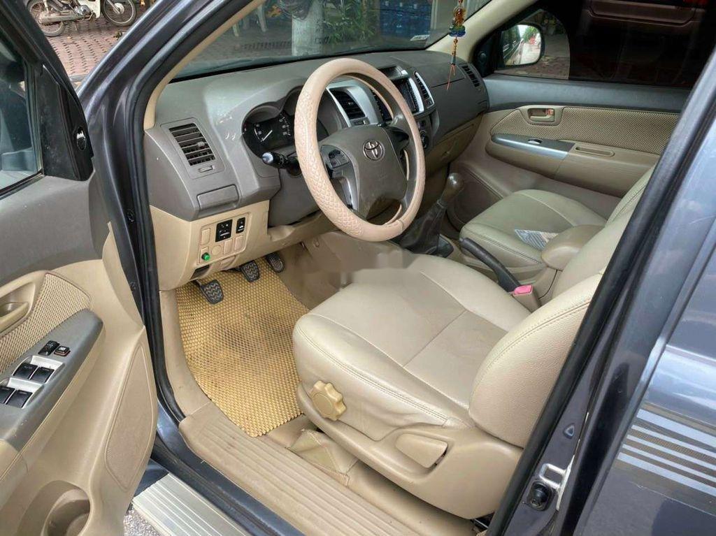 Bán Toyota Hilux đời 2012, màu xám, xe nhập số sàn (5)