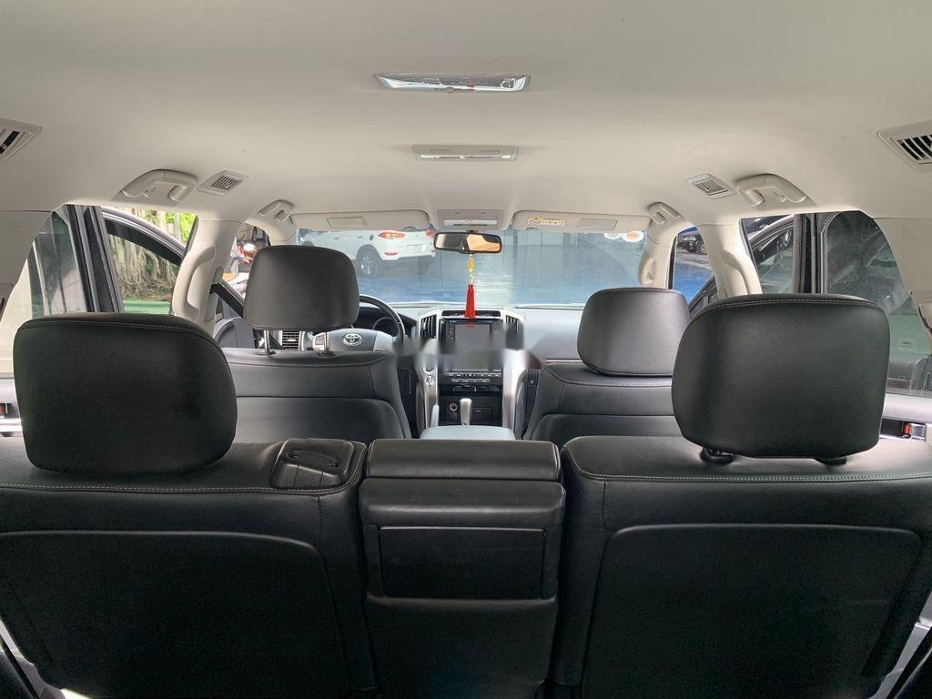 Bán Toyota Land Cruiser đời 2014, màu đen, xe nhập (12)