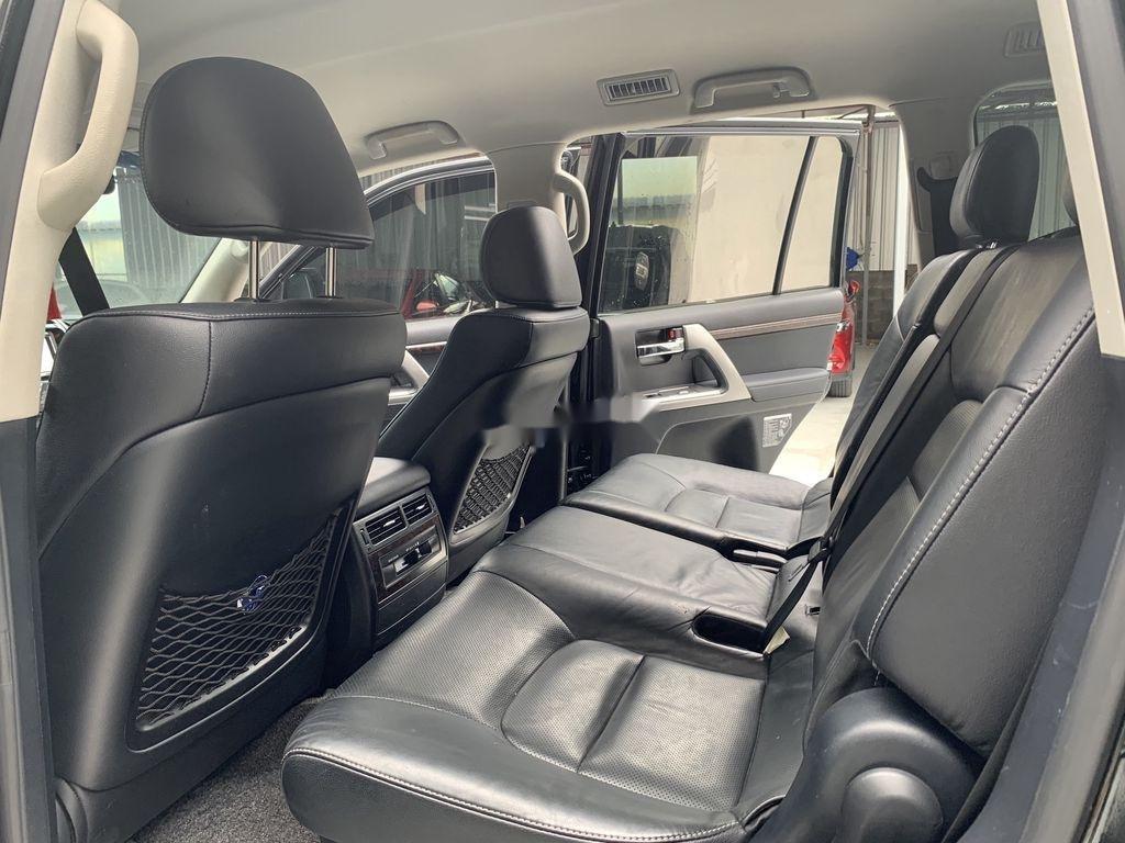 Bán Toyota Land Cruiser đời 2014, màu đen, xe nhập (9)