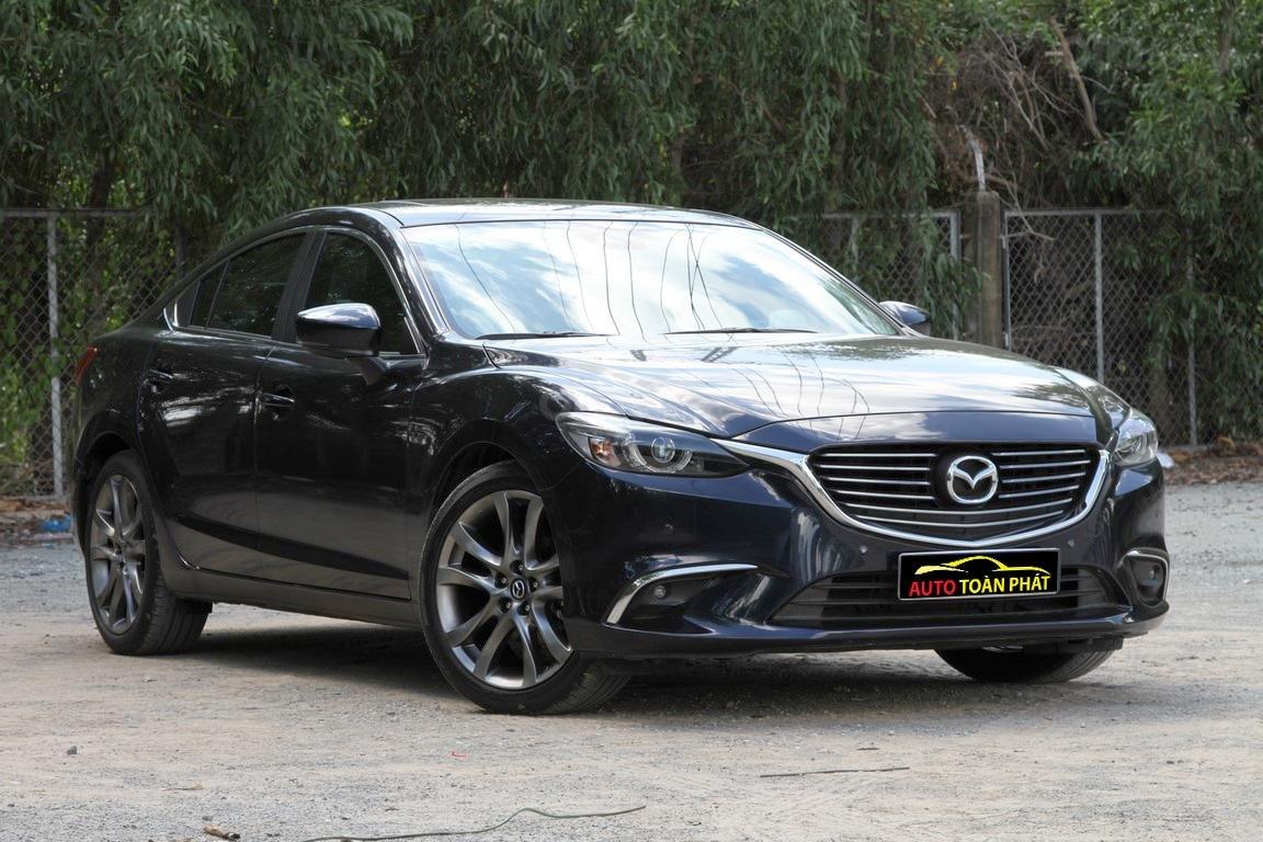 Xe Mazda 6 2.0L Premium 2017 - 710 triệu (2)