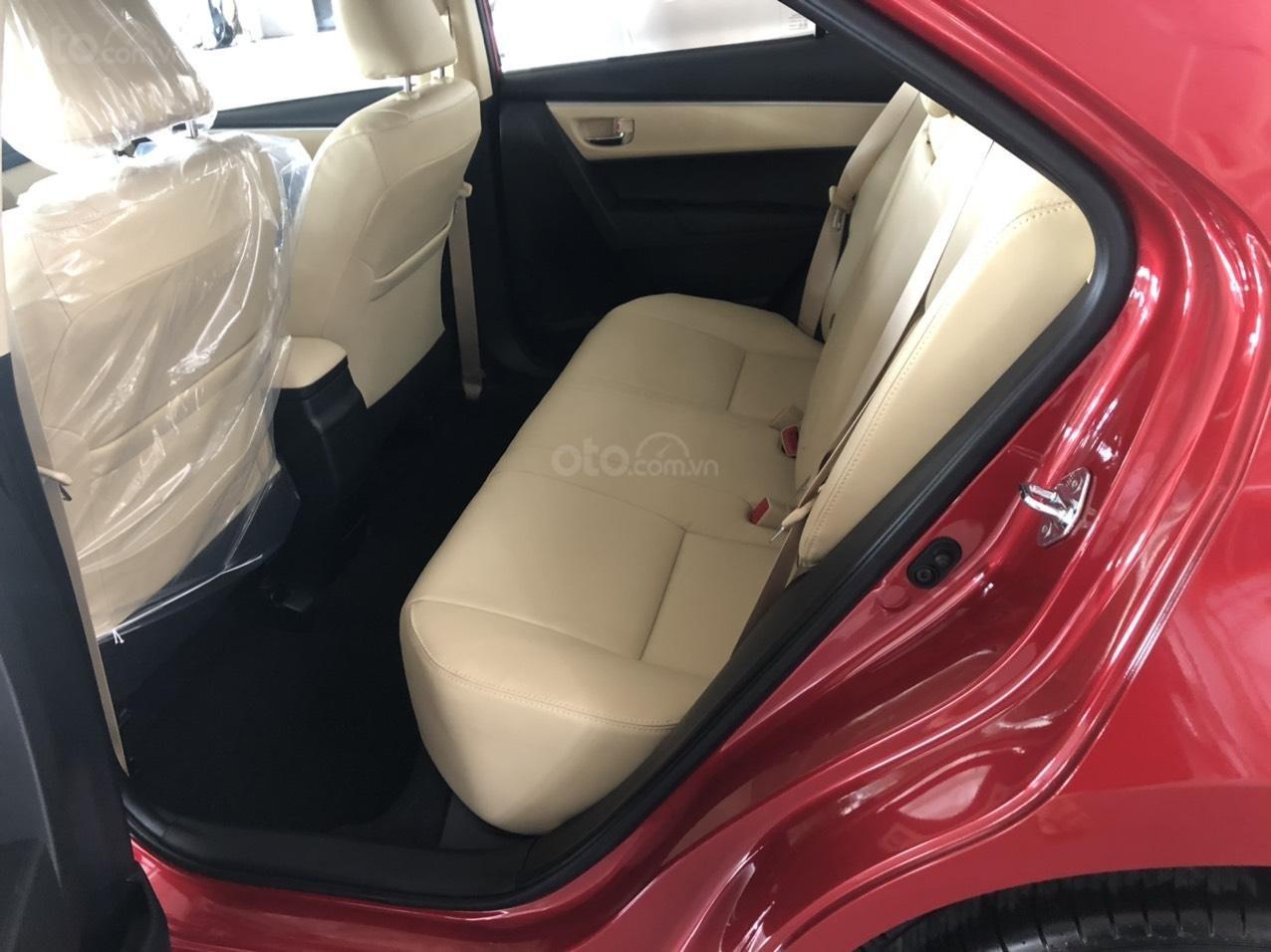 Toyota Corolla Altis 1.8 màu đỏ model 2021, 733 triệu (5)