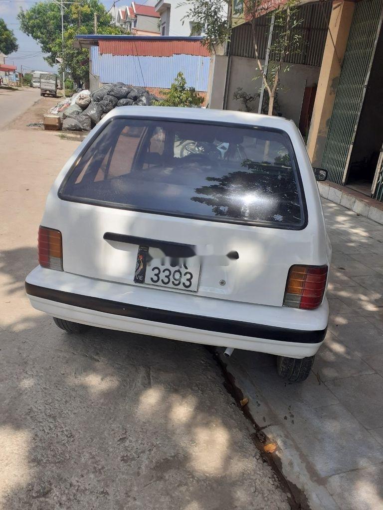 Cần bán xe Kia CD5 2001, màu trắng giá cạnh tranh (4)
