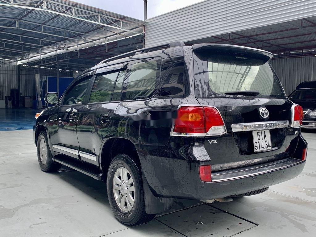 Bán Toyota Land Cruiser đời 2014, màu đen, xe nhập (5)