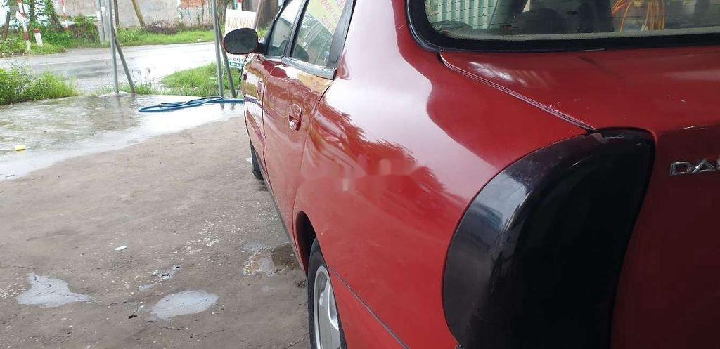 Bán xe Daewoo Lanos năm sản xuất 2000, màu đỏ (7)