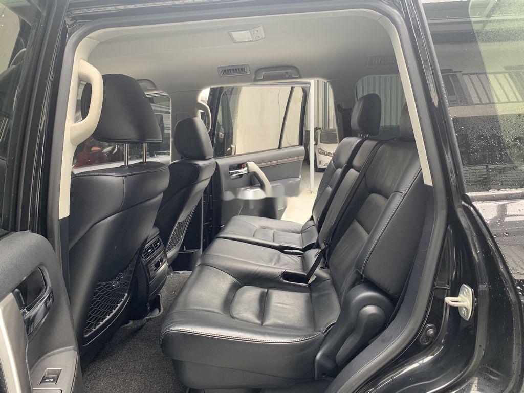 Bán Toyota Land Cruiser đời 2014, màu đen, xe nhập (7)