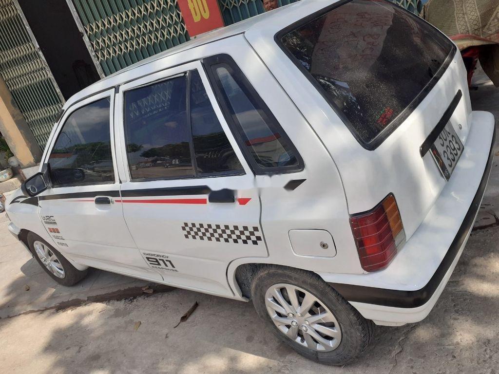 Cần bán xe Kia CD5 2001, màu trắng giá cạnh tranh (3)
