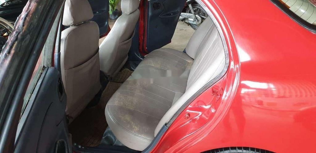 Bán xe Daewoo Lanos năm sản xuất 2000, màu đỏ (10)
