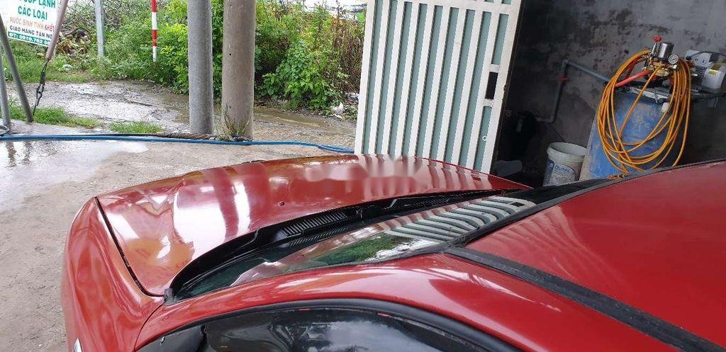 Bán xe Daewoo Lanos năm sản xuất 2000, màu đỏ (8)