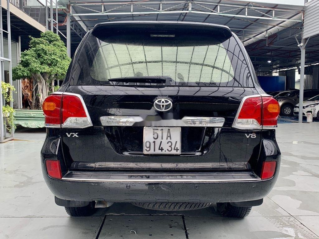 Bán Toyota Land Cruiser đời 2014, màu đen, xe nhập (4)
