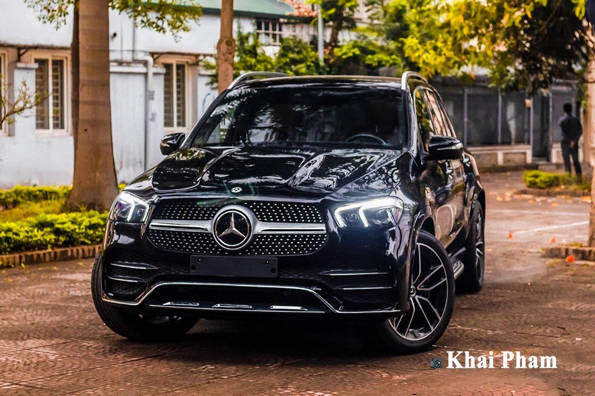 Đánh giá xe Mercedes-Benz GLE 2020 a23