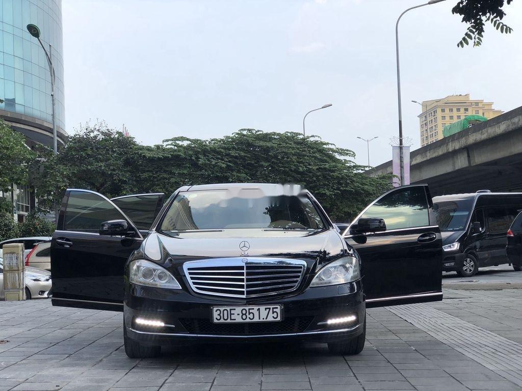 Cần bán xe Mercedes S500 năm sản xuất 2010, màu đen, nhập khẩu   (4)