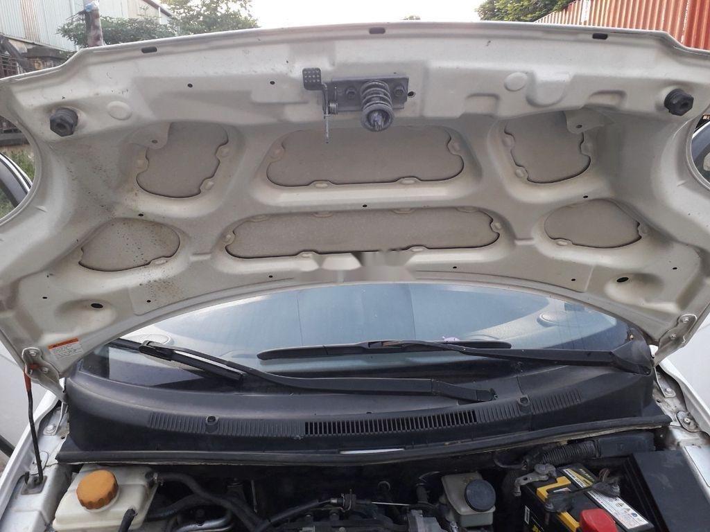 Bán Chevrolet Spark năm 2009, màu trắng số sàn, 86tr (4)
