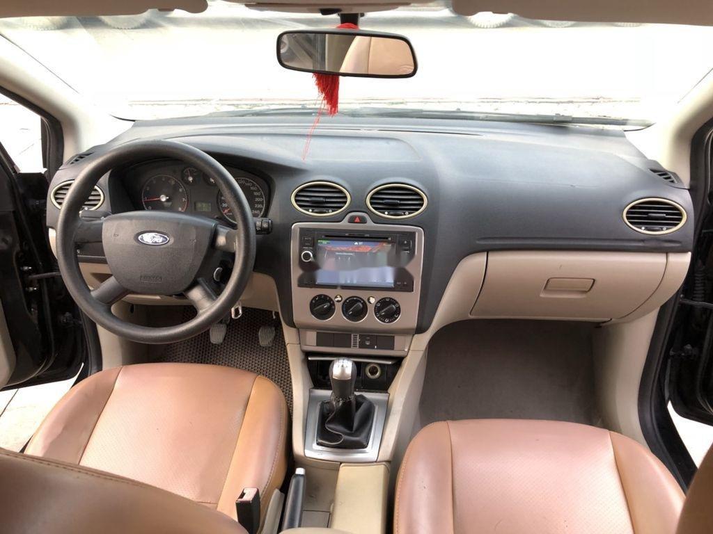 Cần bán Ford Focus sản xuất năm 2007, màu đen, nhập khẩu nguyên chiếc  (7)