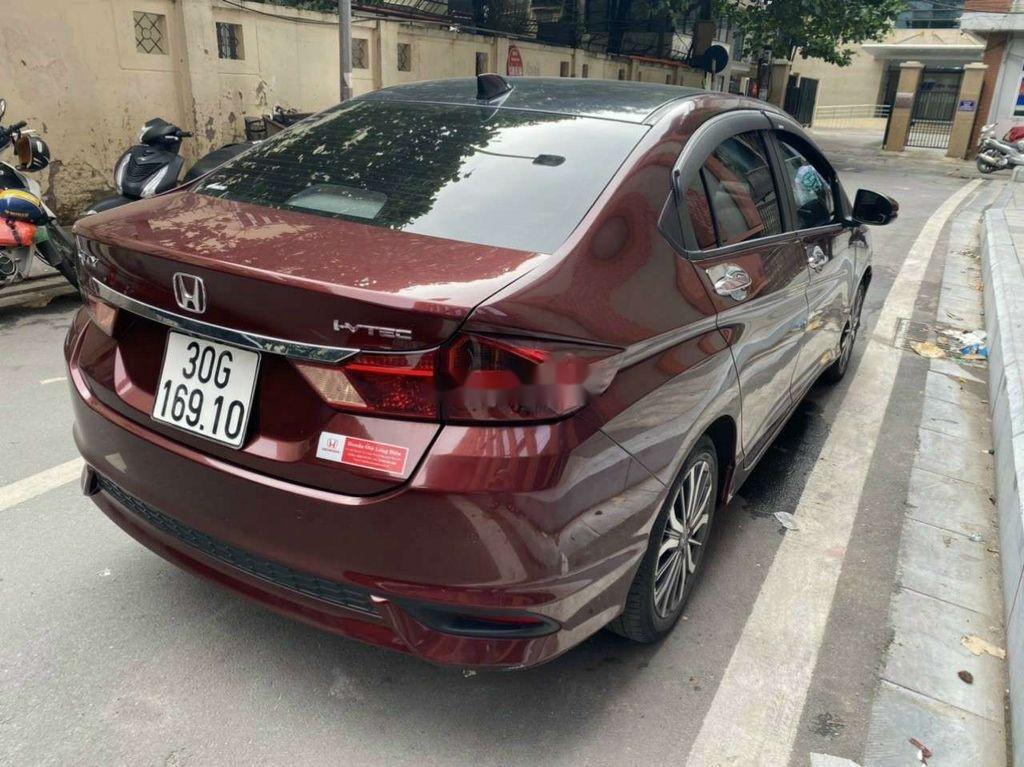 Bán ô tô Honda City 1.5TOP đời 2017, màu đỏ (3)