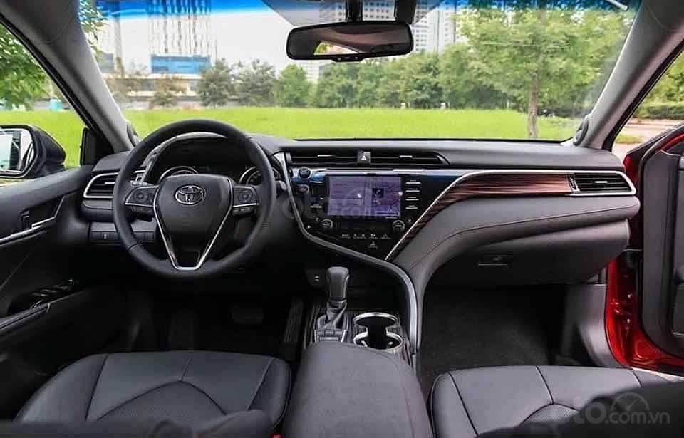 Cần bán xe Toyota Camry 2.5Q đời 2019, màu đỏ, xe nhập   (5)