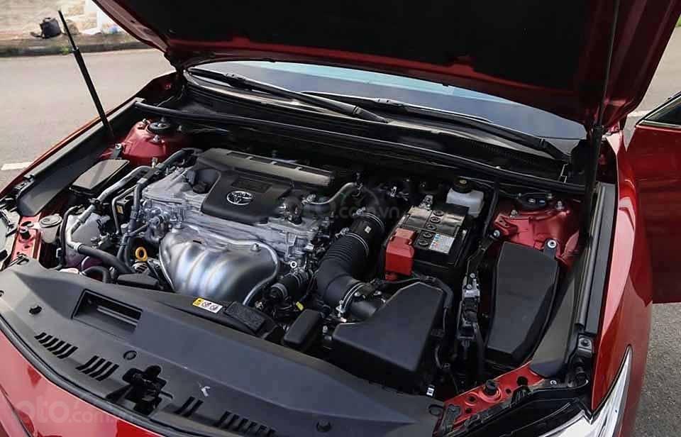 Cần bán xe Toyota Camry 2.5Q đời 2019, màu đỏ, xe nhập   (3)