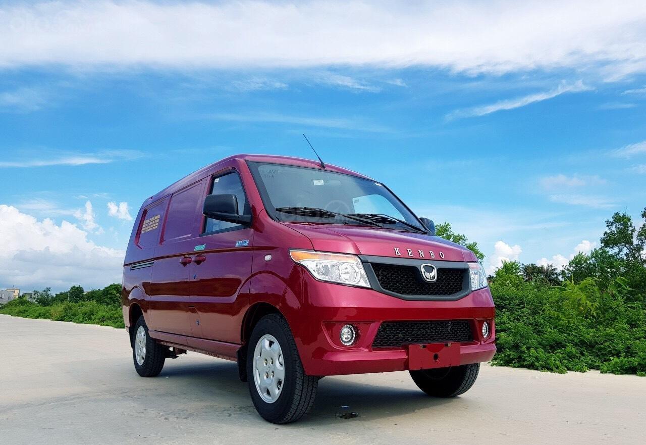 Bán van Kenbo 2 chỗ sản xuất năm 2020, giá rẻ nhất thị trường (1)