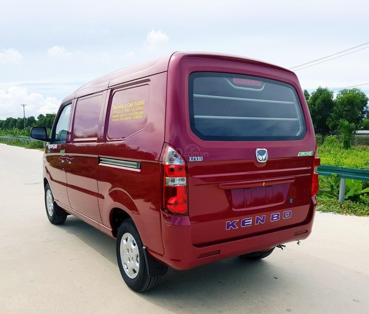 Bán van Kenbo 2 chỗ sản xuất năm 2020, giá rẻ nhất thị trường (2)