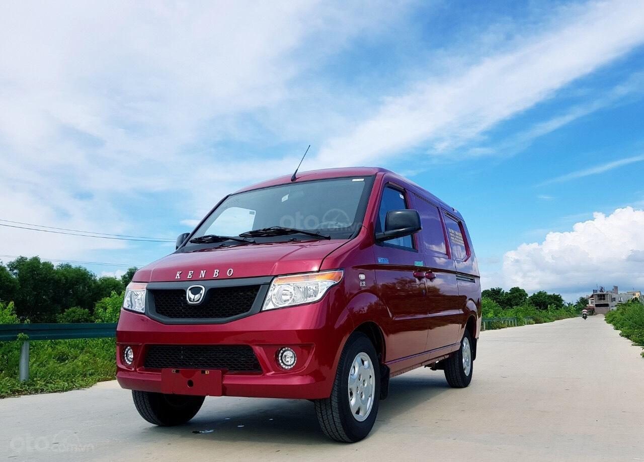 Bán van Kenbo 2 chỗ sản xuất năm 2020, giá rẻ nhất thị trường (3)