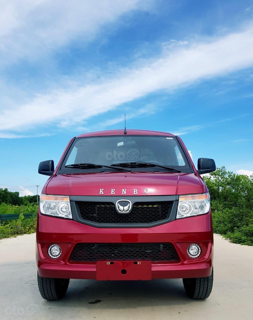 Bán van Kenbo 2 chỗ sản xuất năm 2020, giá rẻ nhất thị trường (5)