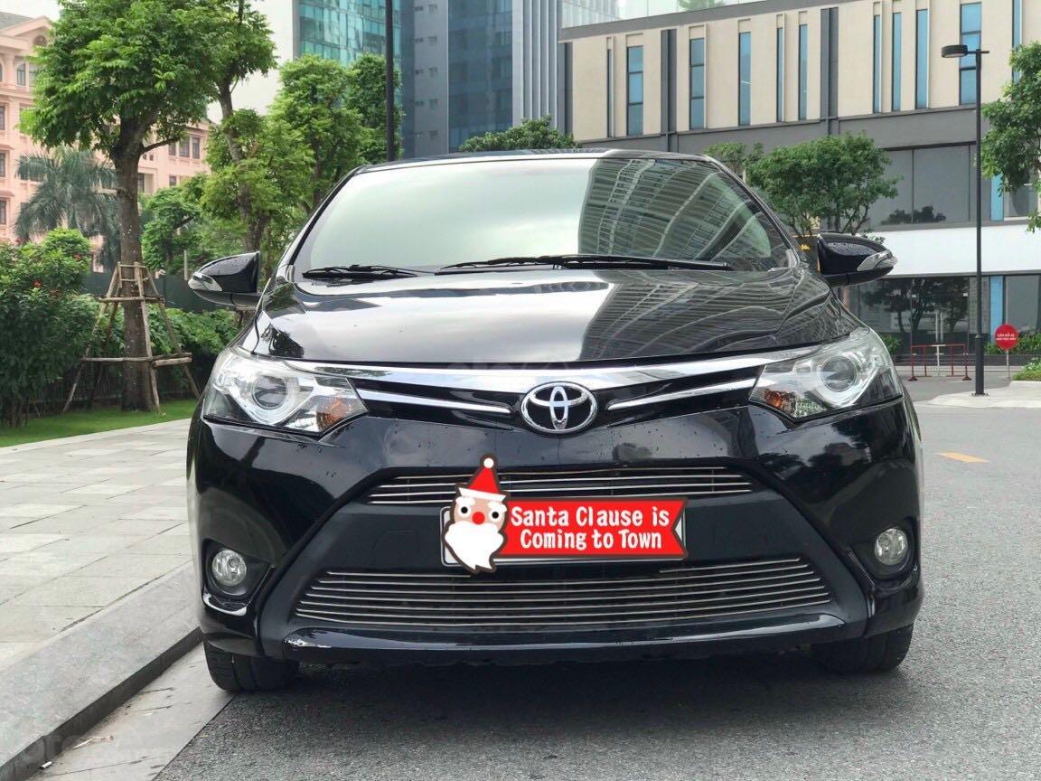 Bán ô tô Toyota Vios đăng ký 2016, màu đen còn mới, giá tốt 465 triệu đồng (1)